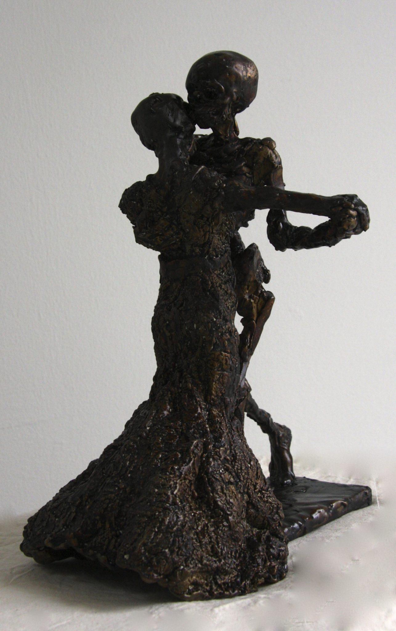 Valse Macabre, h 35cm
